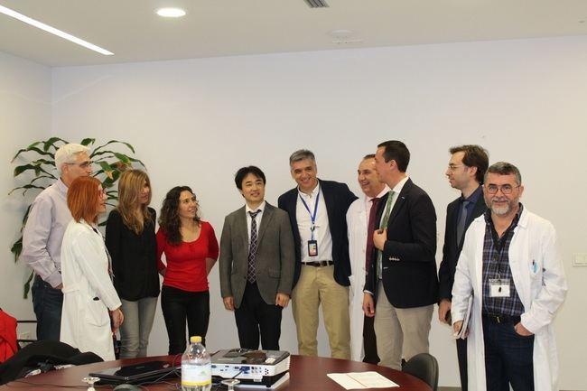 Hospital de Poniente acoge un curso internacional sobre colonoscopia avanzada