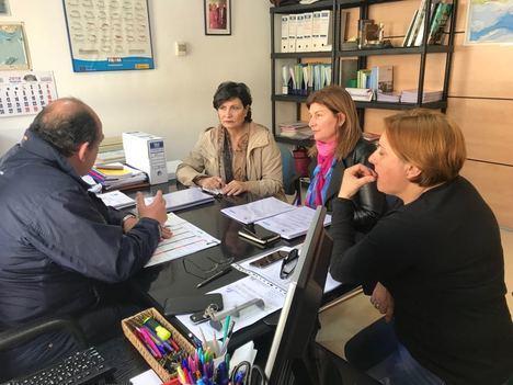 Máximo respaldo del Partido Popular de Almería al sector pesquero