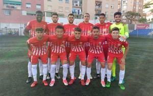 1-0: El Almería B pierde de penalti un partido en el que fue superior al CD El Palo