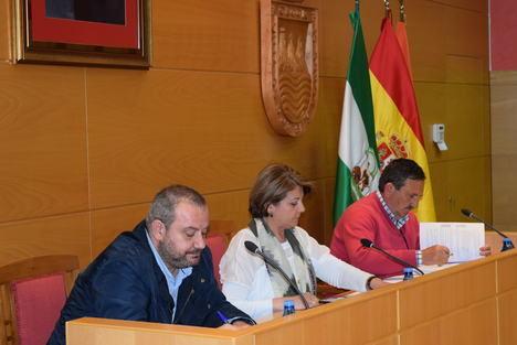 El Ayuntamiento de Gádor apoya equiparación salarial de los profesionales sanitarios andaluces