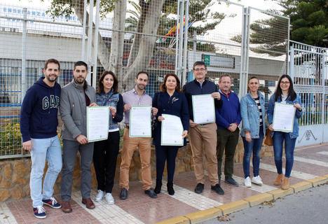 El PP pide al Gobierno Andaluz la FP Dual en los centros educativos públicos de Almería