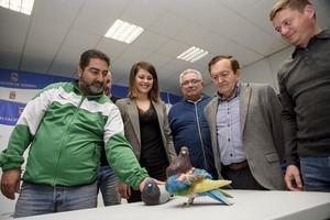 Albox se convierte en el mes de abril en la capital nacional de la Colombicultura