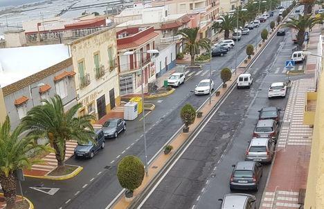 Ayuntamiento de Adra ultima las gestiones para pavimentar el Bulevar de Puente del Río