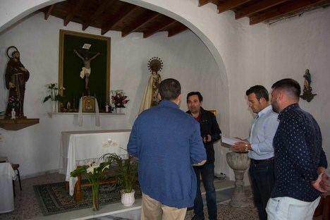 Carboneras concluye y entrega al Obispado el Proyecto de la nueva Ermita del Llano de Don Antonio