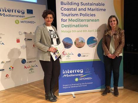 El Ayuntamiento de Vera participa en un taller sobre políticas de turismo costero y marítimo sostenible