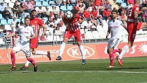 1-1: El Almería rescatar un punto ante el Albacete