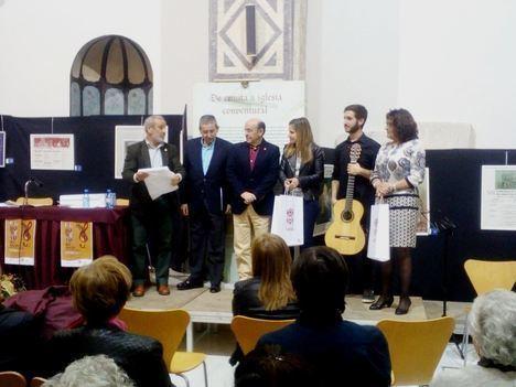 Recital de Poesía y Guitarra en Vera incluido en el programa conmemorativo del Siglo de Oro