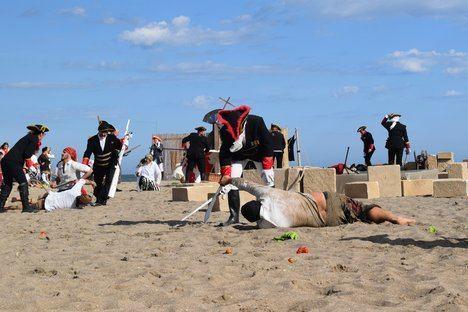 Los piratas regresan a las costas de Níjar