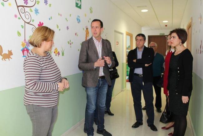 La Junta destina más de 2,3 millones de euros al mantenimiento de los centros de Aspapros en Almería