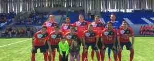 Cuarta victoria consecutiva de un Club Deportivo El Ejido