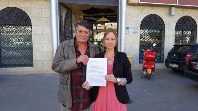 SOMOS MOJACAR denuncia a la alcaldesa del PP por desobedecer a los jueces