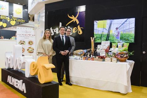 Las empresas de 'Sabores Almería' cierran contactos con Asia y Sudámerica en Alimentaria