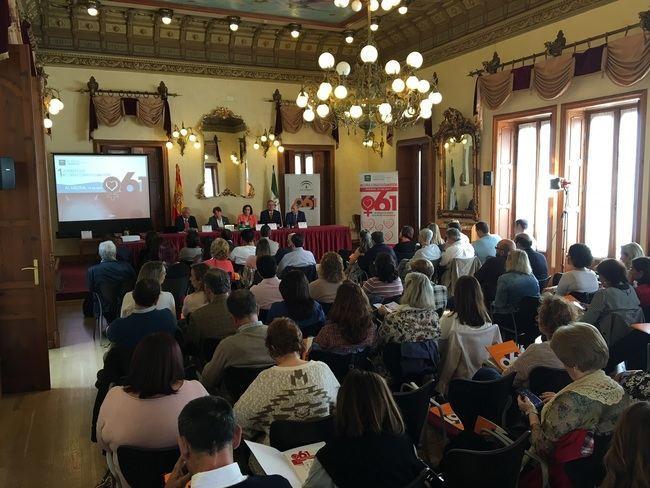 Salud inicia en Almería las Jornadas `Corazonadas de Vida´