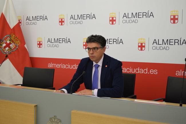 Cazorla responsabiliza al PP de los nuevos retrasos en las obras de la Casa Consistorial