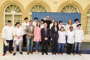 Diputación y FAAM clausuran el Curso de Auxiliar de Comida en línea fría