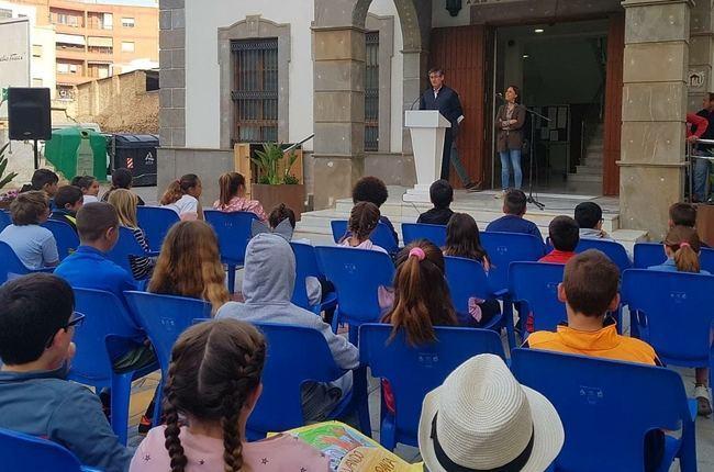 Adra celebra el Día del Libro con actividades para fomentar la lectura