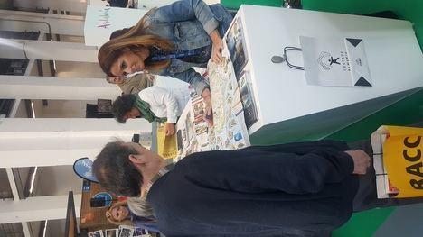 La gastronomía de 'Costa de Almería' seduce al mercado catalán en la Feria B-Travel
