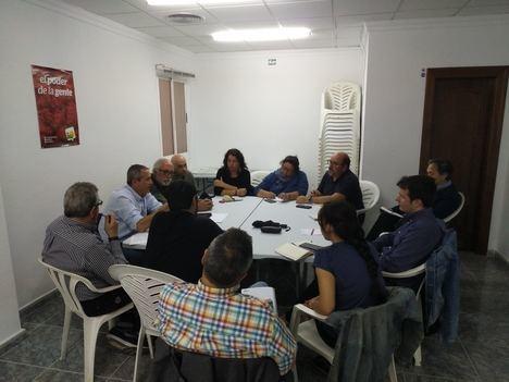 Primera reunión conjunta entre Podemos, IU y EQUO de cara a las municipales