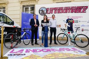 'La Indomable' afronta su cuarta edición alcanzando los 2.500 participantes