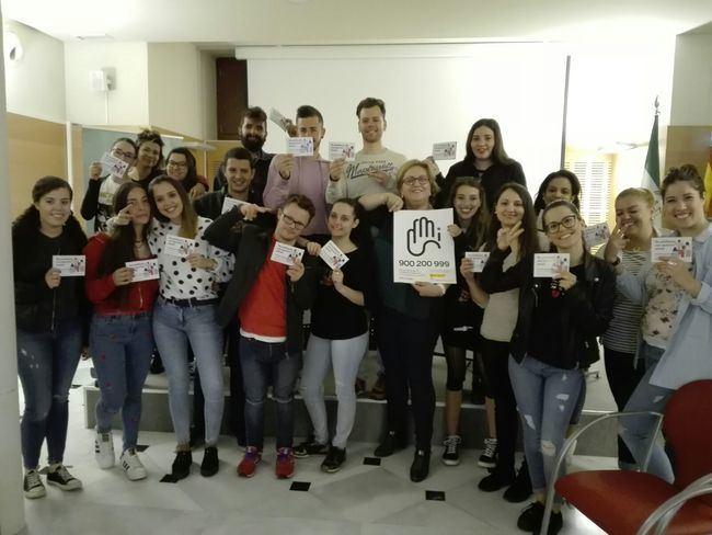 El IAM presenta en Almería el Servicio de Atención Inmediata a Mujeres en caso de Agresiones Sexuales