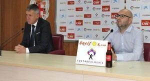 Lucas Alcaraz deja la UD Almería