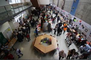El 'ecosistema emprendedor' de la UAL emerge con fuerza en la XI Feria de las Ideas