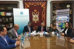 La UAL facilita dos días de encuentro internacional en Vera con la Verasmus 2018