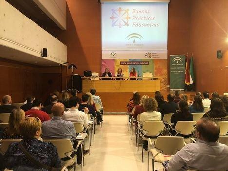Seis centros escolares de Almería reconocidos por sus prácticas educativas