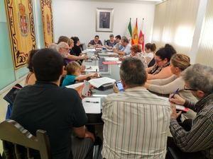 IU califica el borrador del I Plan Municipal de Servicios Sociales de irreal