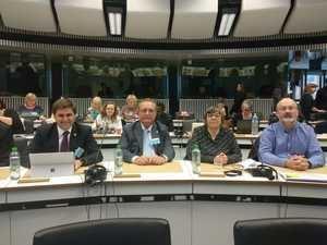Roquetas presenta en el Comité de las Regiones de Bruselas su Plan de Integración
