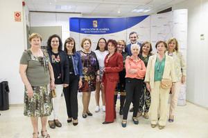 La 'Diversidad' inunda el Espacio de Mujeres de Diputación en una nueva exposición