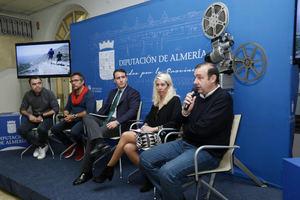 Dos productores y un director artístico conocen las posibilidades de la provincia gracias a 'Filming Almería'