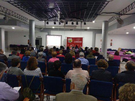 IU cierra con broche de oro las Jornadas de Memoria Democrática 2018.