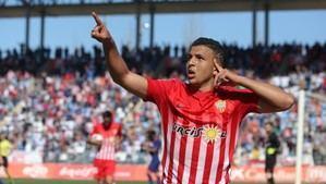 1-0: El Almería no podía fallar y no falló