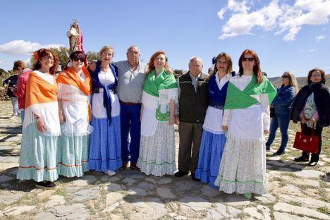 Jornada religiosa y festiva en Benizalón con la Virgen de la Cabeza como protagonista
