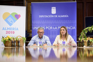 Diputación e Íllar homenajean a la naranja como pilar económico del municipio