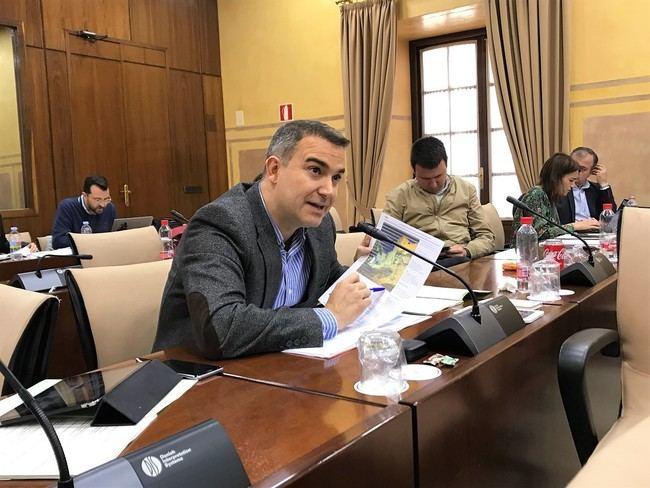 El PP pide a la Junta que ejecute ya el proyecto de iluminación de la Alcazaba