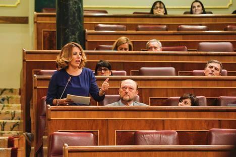 El PSOE presenta una enmienda a los PGE en favor de la Plataforma Solar de Tabernas