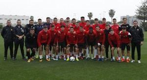 El filial ya tiene en el horizonte el play-off de ascenso a Segunda División B