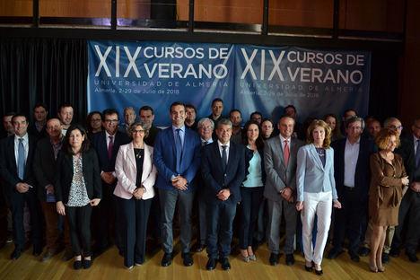 430 ponencias en los Cursos de Verano 2018 de la Universidad de Almería