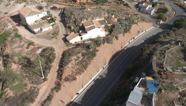 Diputación reordenará el tráfico en la Avenida de Andalucía de Vélez-Rubio con 440.000 €