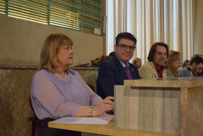 Almería tendrá jardines verticales y techos verdes a petición de Ciudadanos
