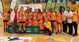 Campeonato de Balonmano de Andalucía Infantil