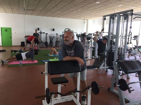 Unión Rugby Almería tiene al frente a Pablo Villanueva