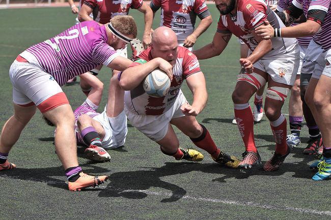 Punto y aparte en la historia de Unión Rugby Almería