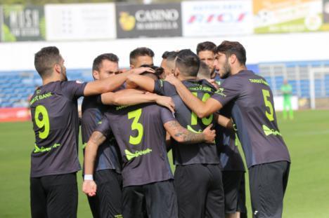 Primera victoria en Marbella que orienta la reacción celeste
