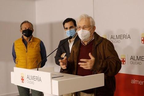 Una guía digital acerca la historia y patrimonio del Paseo de Almería