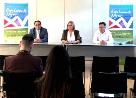 Expolevante Níjar vuelve en abril para reunir a todo el agro almeriense