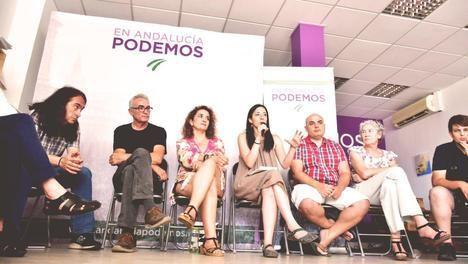 Isabel Franco emplaza a Teresa Rodríguez a que formalice una fecha para el debate.