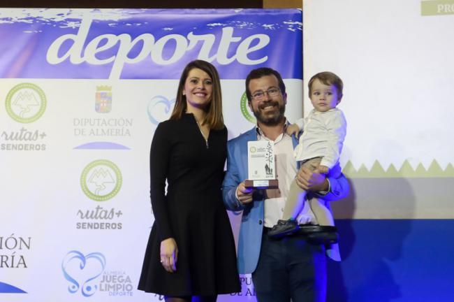 Diputación homenajea a los participantes de Programa de Rutas y Senderos